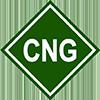 لوگوی CNG
