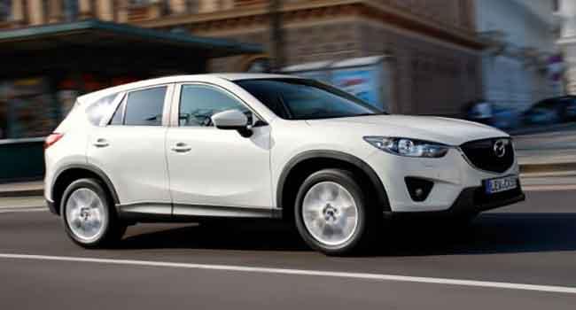 Mazda CX-5 crossover