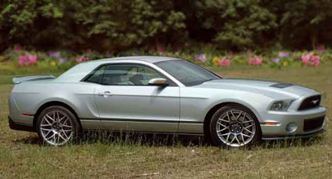 Mustang EcoBoost Notchback
