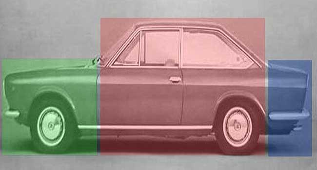 انواع بدنه خودرو