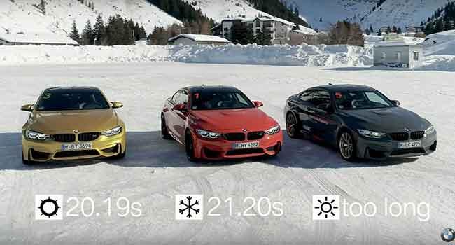 لاستیک زمستان و تابستان خودرو